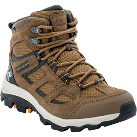 Jack Wolfskin Vojo 3 Texapore Mid Shoes Women brown/apricot